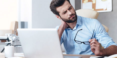 Work From Home - Neck and Back pain