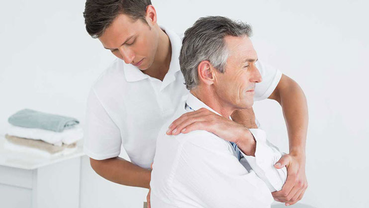 Upper Back Pain - Causes & Treatment